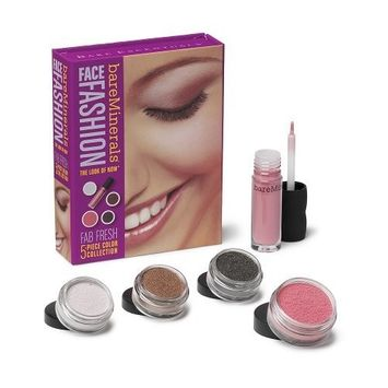Bare Escentuals Face Fashion The Look of Now Fab Fresh