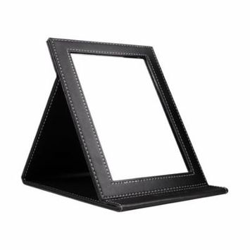 DUcare Makeup Mirror Tabletop Portable Folding Free standing Plastic Mirror, Large