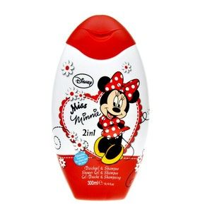 Disney - Miss Minnie 2-in-1 Shower Gel & Shampoo 300ml/10.14oz