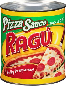 Ragu® Thick & Zesty Fully Prepared Pizza Sauce