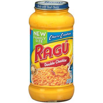 Ragu® Cheese Creations Double Cheddar Cheese Sauce