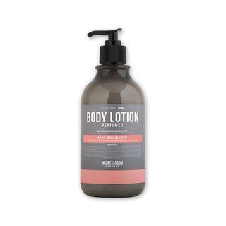 W.DRESSROOM - Perfumed Body Lotion (#49 Peach Blossom) 500ml 500ml