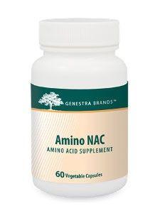 Genestra, Amino NAC 500 mg 60 vcaps