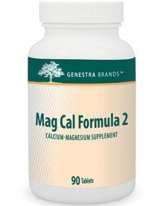 Genestra, Mag Cal Formula 2 90 tabs