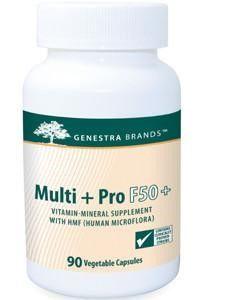Genestra, Multi+Pro M50+ 90vcaps