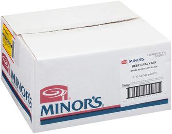 minor's® beef gravy mix