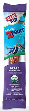 Clif Kid® ZFruit Grape Twisted Fruit Rope