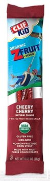 Clif Kid® ZFruit + Veggie Cheery Cherry Twisted Rope