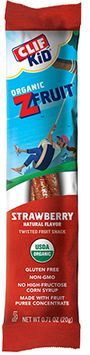 Clif Kid Zfruit Strawberry