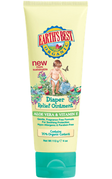 Earth's Best Organic® Baby Care Diaper Relief Ointment