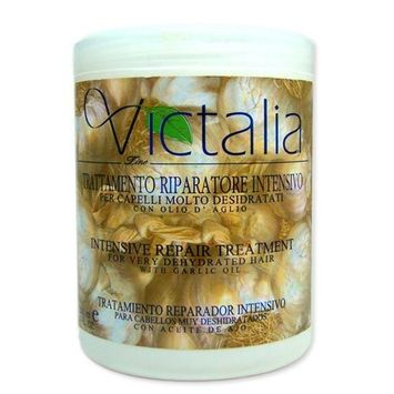 Victalia Intensive Repair Treatment for Very Dehydrated Hair with Garlic Oil 50oz. (1500ml)