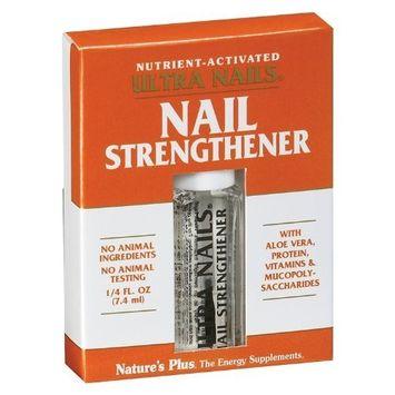 Nature's Plus Ultra Nails Nail Strengthener -- 0.25 fl oz