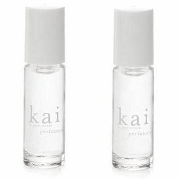 Kai Perfume Oil Roll-On - Set of 2, 1/8 oz Each