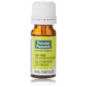 Nature's Plus Tea Tree Solution for Nails, 0.34 Fluid Ounce