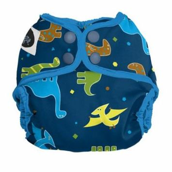 Imagine Baby Products Newborn Diaper Cover, Snap, Rawr