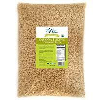 Mountain High Tresomega Nutrition Organic Quinoa Pasta, Elbows (5 lb. Bag)