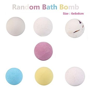 Hunputa Ultra Lush Spa Fizzies Bath Bombs Perfect Gift For Her Spa Moisturize Kit