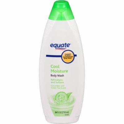 Equate Cool Moisture Body Wash, 24 fl oz