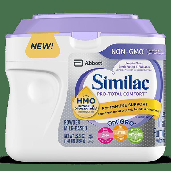 Similac® Pro-Total Comfort™ Infant Formula