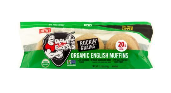 DAVE'S KILLER BREAD® Rockin' Grains™ English Muffins
