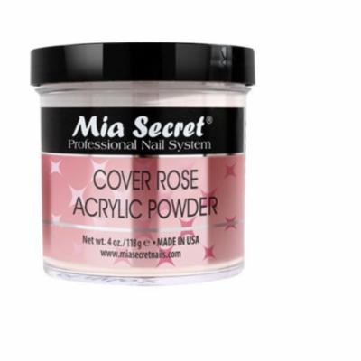 LWS LA Wholesale Store Mia Secret COVER ROSE ACRYLIC POWDER 4oz