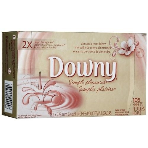Downy Simple Pleasures Dryer Sheets