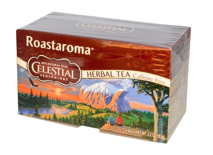 Celestial Seasonings® Roastaroma Herbal Tea Caffeine Free