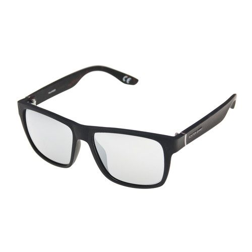 Foster Grant Black Polarized Wayfarer Sunglasses
