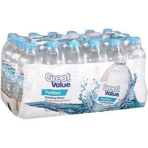 Great Value Purified Water