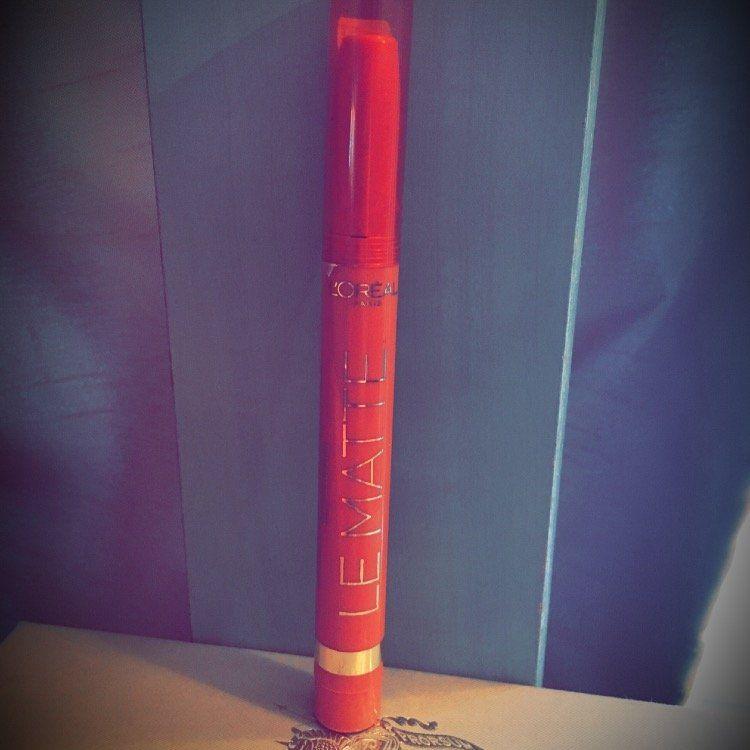 L'Oréal Paris Colour Riche® Le Matte Lip Pen