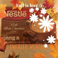 Nestlé Hot Cocoa Mix Rich Milk Chocolate uploaded by Katyria R.