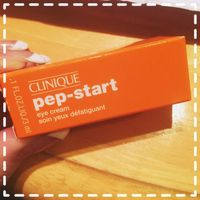 Clinique Pep-Start Eye Cream uploaded by Sydney S.