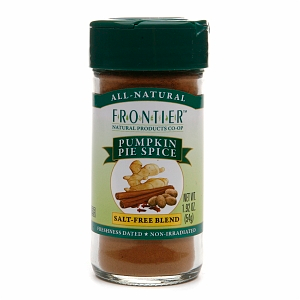 Frontier Natural Products Co-Op Pumpkin Pie Spice