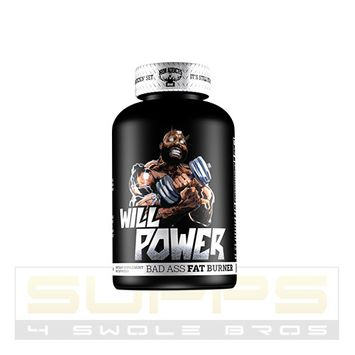 Iron Addicts - Will Power (60 Caps)