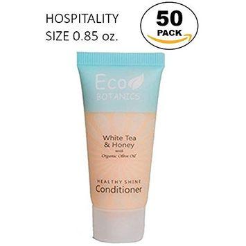 Eco Botanics Travel-Size Hotel Conditioner, 0.85 oz. (Case of 50)