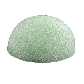 Lookatool Hot Natural Konjac Fiber Face Wash Cleanse Sponge Puff Exfoliator Tools