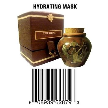 Hydrating Mask 100% Natural Mask - Preservative Free - Used By the Pharaohs More Than 5000 Years B.c.