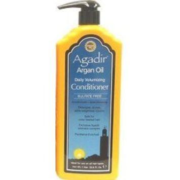 Agadir Argan Oil Daily Volumizing Conditioner 33.8oz (liter) by N'iceshop
