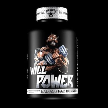 Iron Addicts - Will Power - Fat Burner