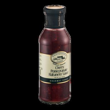 Robert Rothschild Farm Cherry Pomegranate Habanero Sauce