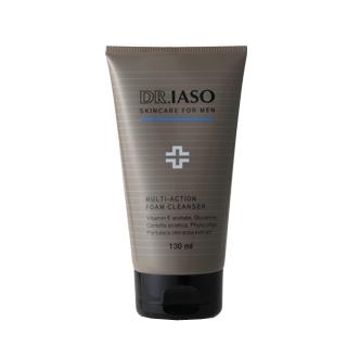 IASO - Multi-Action Foam Cleanser For Men 130ml 130ml