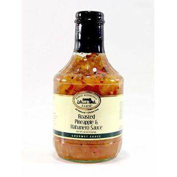 Robert Rothschild Farm Roasted Pineapple & Habanero Sauce - 37 Oz-2 Pack