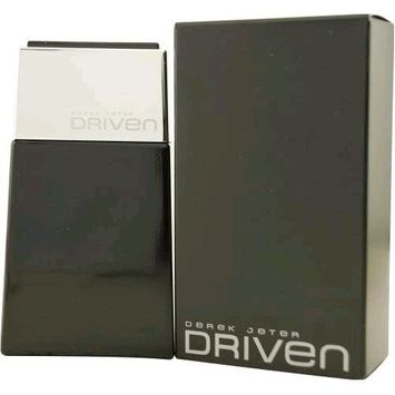 DRIVEN BLACK by Derek Jeter 2.5 oz Men's EDT Cologne