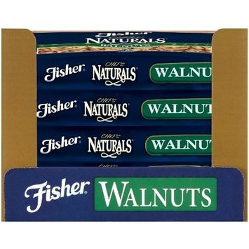 Fisher Walnuts, Pieces Light, 30-Pound Package