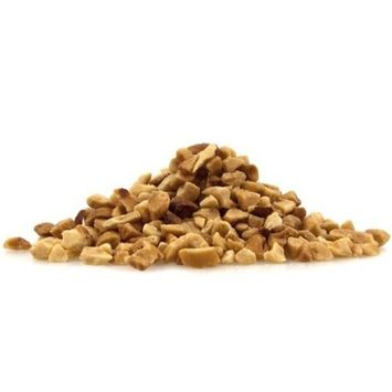Fisher Granulated Peanut Dry Roasted & No Salt, 30-Pound Package