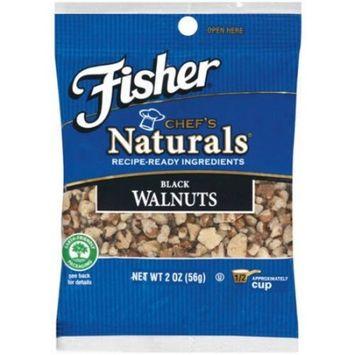 Fisher Chefs Naturals Black Walnuts 2 oz