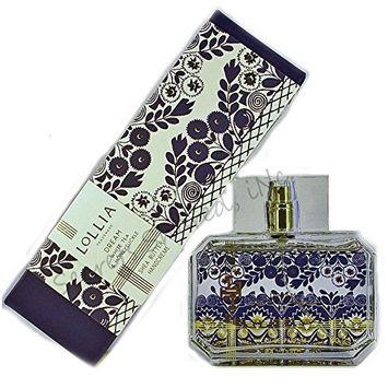 Lollia Dream Eau de Parfum with Handcreme Gift Set