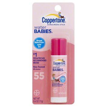 Coppertone Water Babies Broad Spectrum SPF 55