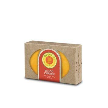 Sunfeather - Bar Soap Blood Orange - 4.3 oz.