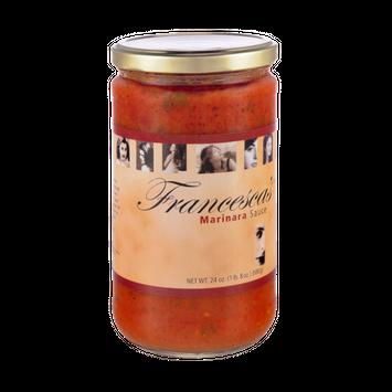 Francesca's Marinara Sauce